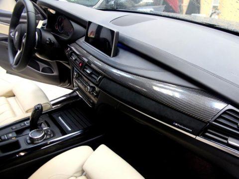 Перетяжка торпеды BMW X5