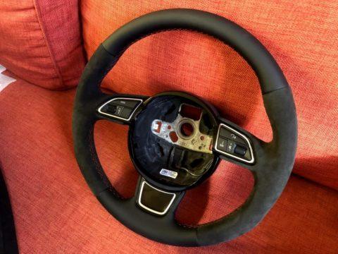 Перетяжка руля Audi A4 Allroad