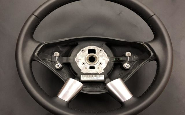 Перетяжка руля Mercedes-Benz Viano