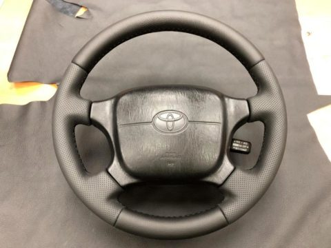 Перетяжка руля Toyota Supra 1996