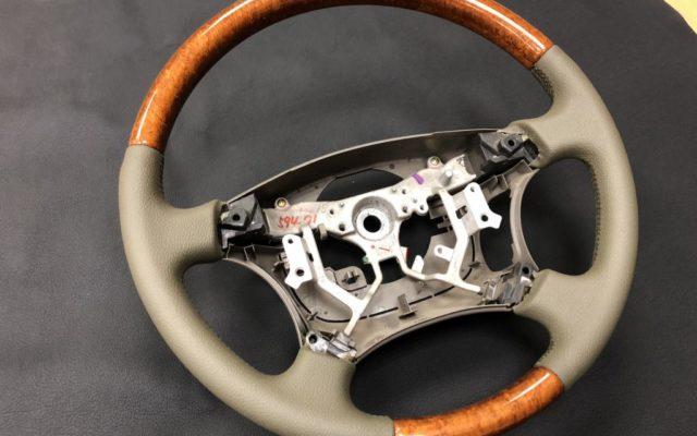 Перетяжка руля Toyota Prado