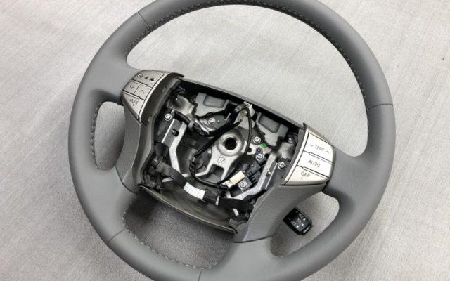 Перетяжка руля Toyota Avalon