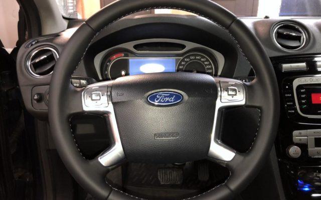 Перетяжка руля Ford Mondeo