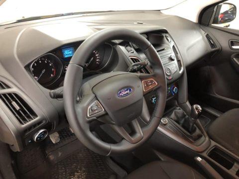 Перетяжка руля Ford Focus III