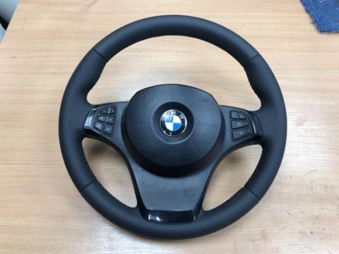 Перетяжка руля BMW Х5