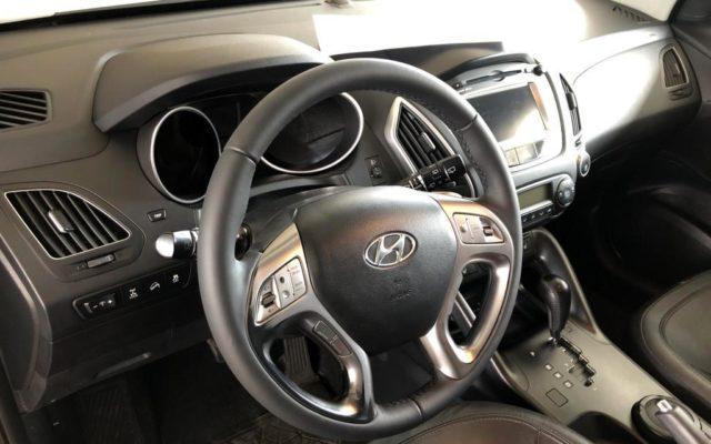 Перетяжка руля Hyundai ix35 (Хендай Ай икс 35)