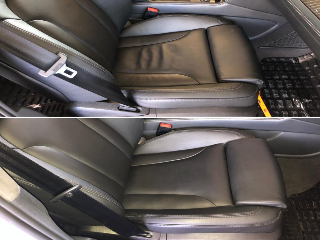 Ремонт сидений Audi Q7 V12