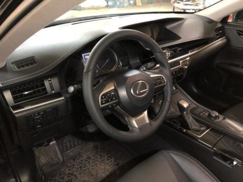 Перетяжка руля Lexus ES250