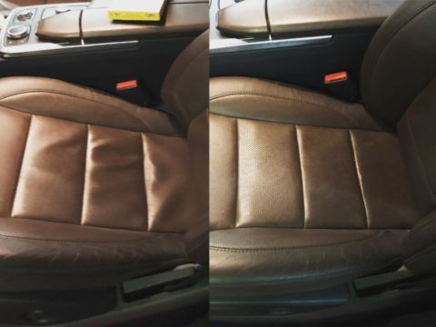 Ремонт сидений Mercedes GL