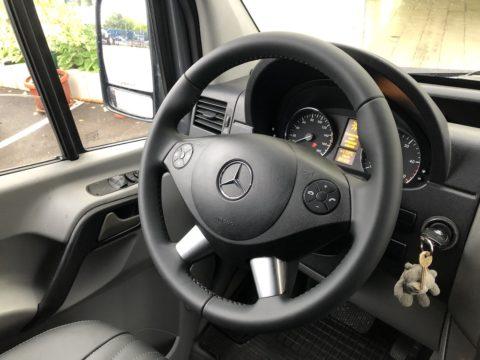 Перетяжка руля Mercedes-Benz Sprinter