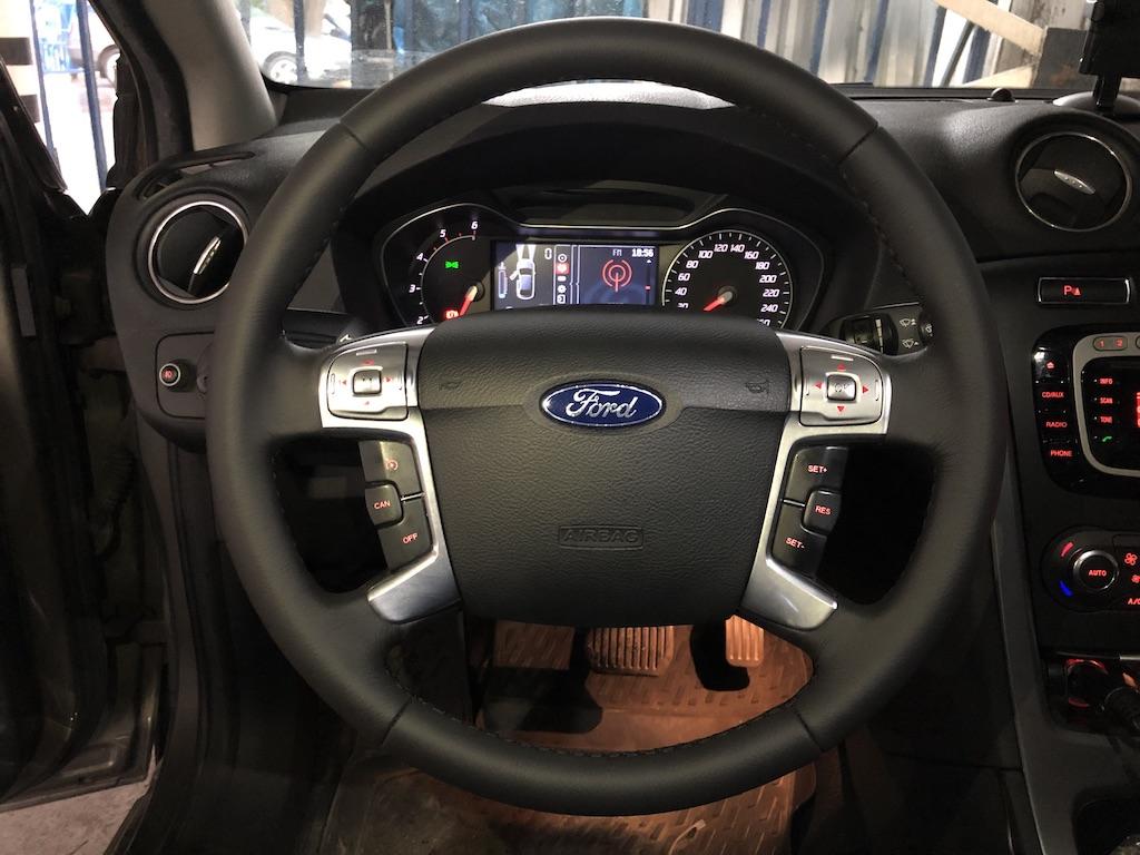 Перетяжка руля Ford Mondeo IV