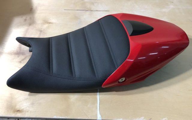 Перетяжка мото Ducati