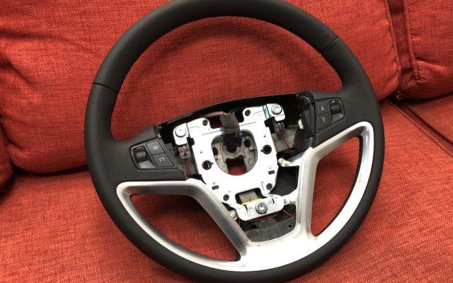 Перетяжка руля Opel Antara