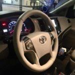 Перетяжка руля Toyota Sienna