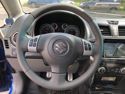 Перетяжка руля Suzuki SX4