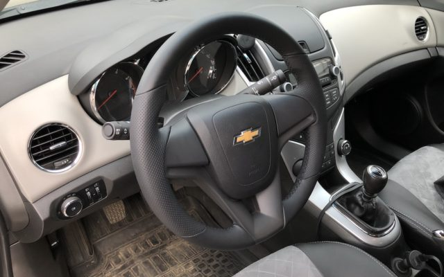 Перетяжка руля Chevrolet  Cruze