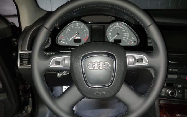 Перетяжка руля Audi A6