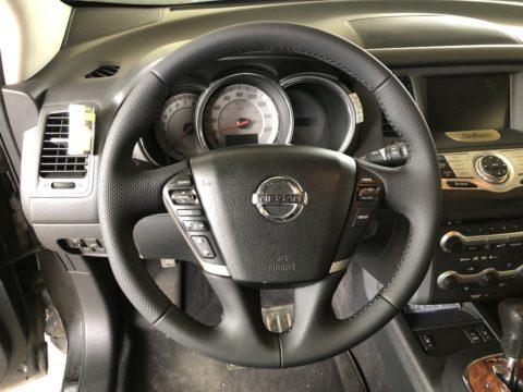 Перетяжка руля Nissan Teana