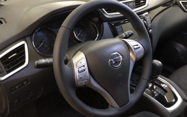 Перетяжка руля Nissan Qashqai