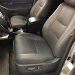 Перетяжка салона Toyota Prado 120