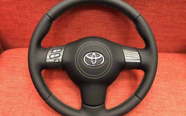 Перетяжка руля Toyota Venza