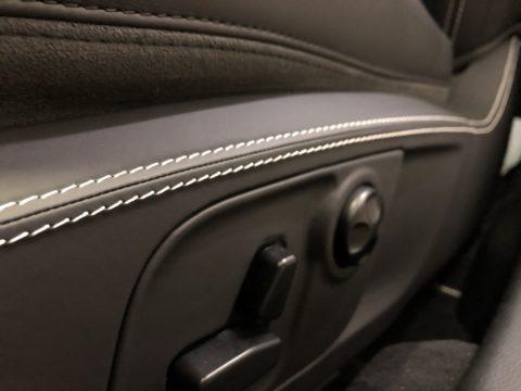 Перетяжка Maserati Quattroporte
