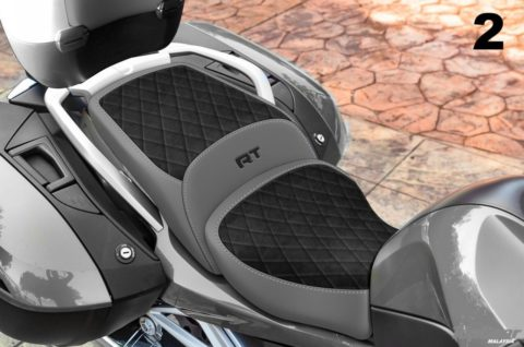Перетяжка BMW R1200RT