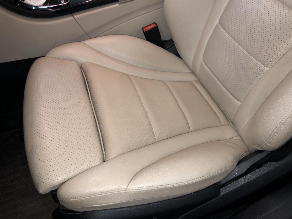Ремонт кресла Mercedes W204