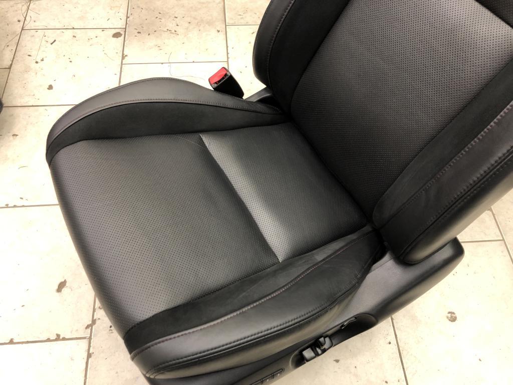 Ремонт сиденья Mazda CX-7