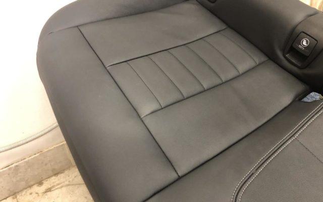 Ремонт заднего дивана BMW X4