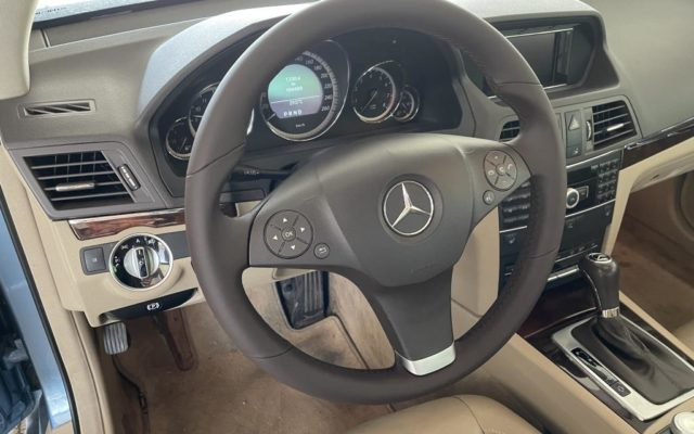 Перетяжка руля Mercedes-Benz
