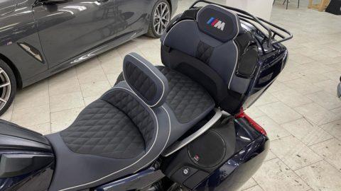 Перетяжка BMW K1600 Grand America