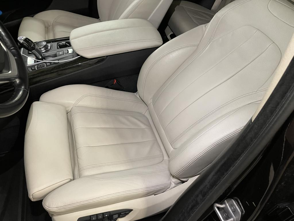 Покраска кожи BMW X5