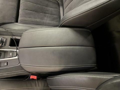 Ремонт прожога BMW X6